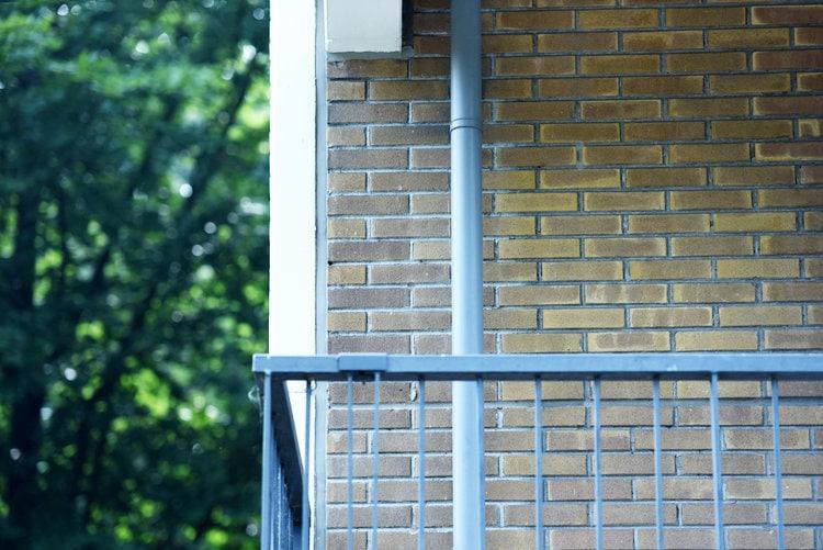 Componisten Sweelinck renovatie buitenzijde flat