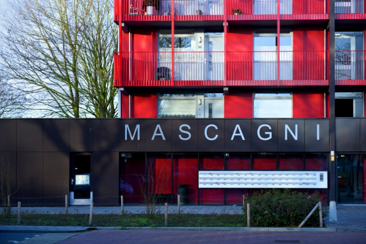 Meerjarenonderhoudsplan Mascagni Tilburg