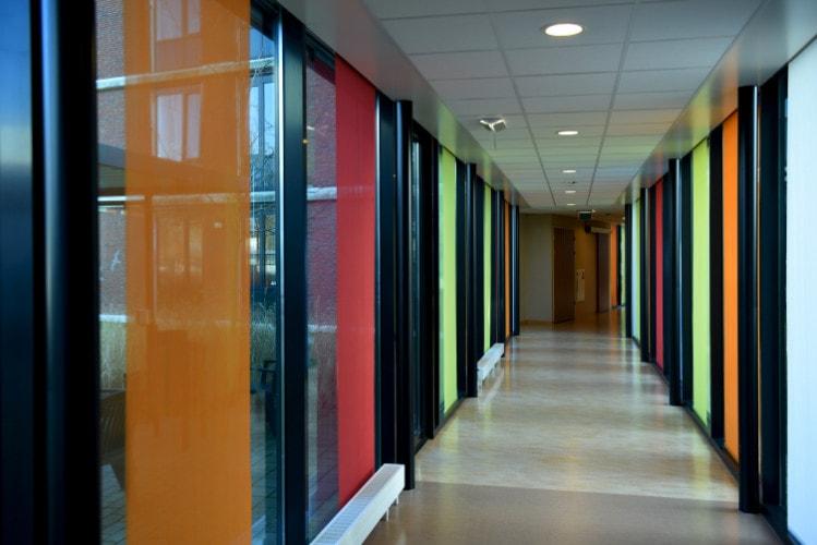 Onderhoud aan verzorgingstehuis De Hazelaar Tilburg