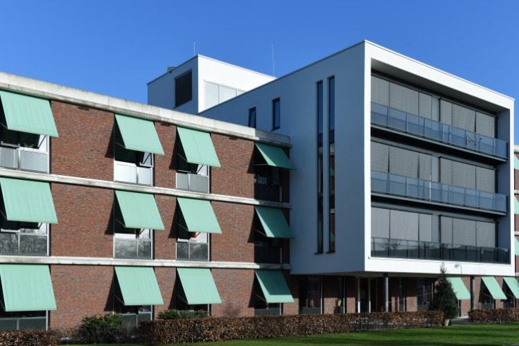 Vastgoedonderhoud verzorgingstehuis Tilburg