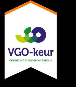 VGO Keurmerk - certificaat vasatgoedonderhoud